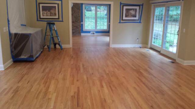 Wood Floor Refinishing Near Me | Wood Floor Installation Near Me | KO Floors